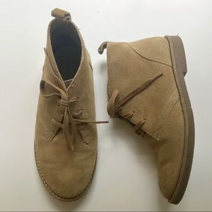 Lands End Girls Chukka Boot